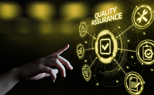 Applying Quality Assurance to Credentialing Programs